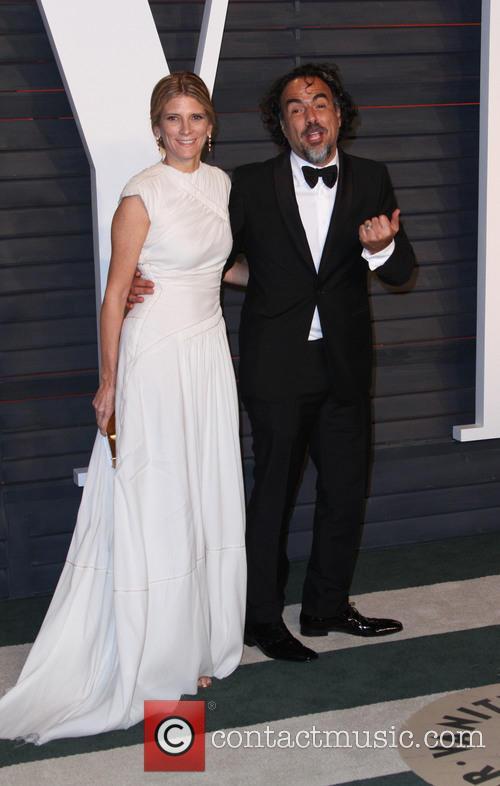 Alejandro Gonzalez Inarritu and Maria Eladia Hagerman 3