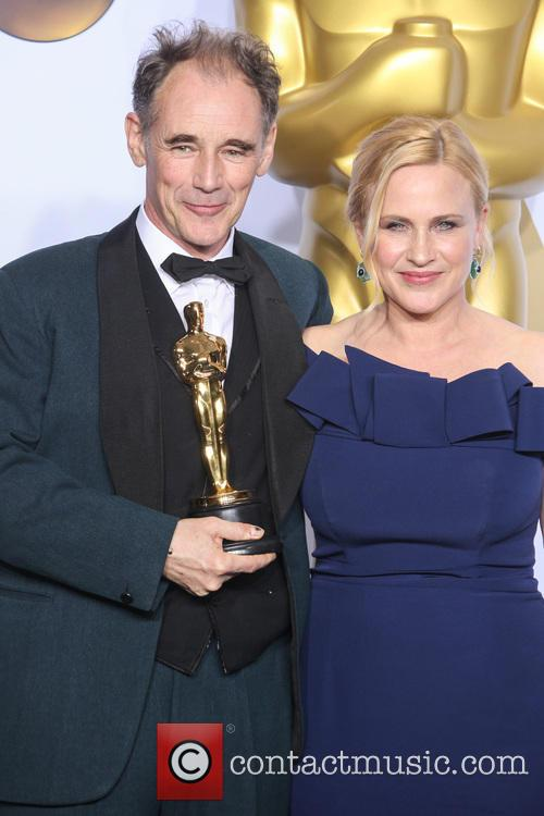 Mark Rylance and Patricia Arquette 6