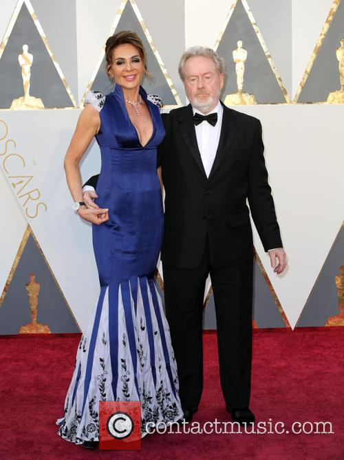 Ridley Scott and Guest