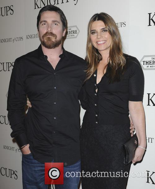 Christian Bale and Sibi Blazic 6