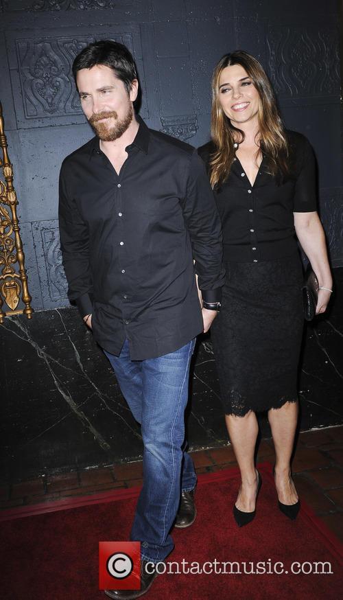 Christian Bale and Sibi Blazic 7