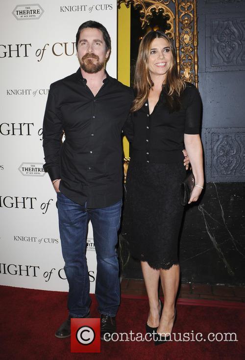 Christian Bale and Sibi Blazic 8