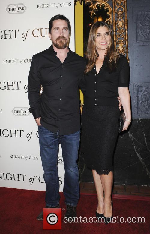 Christian Bale and Sibi Blazic 9