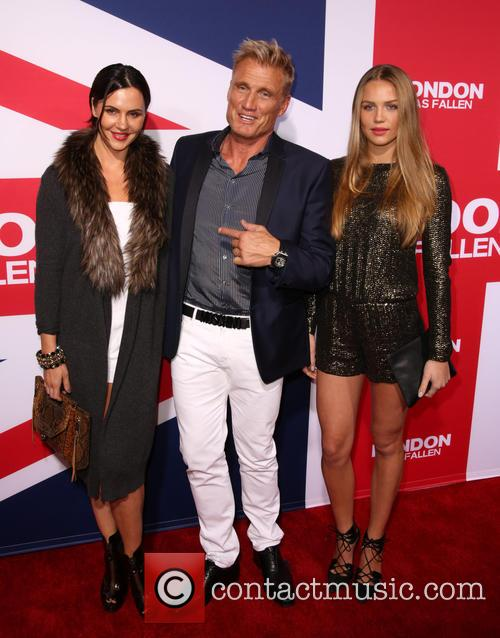 Dolph Lundgren and Guests 5