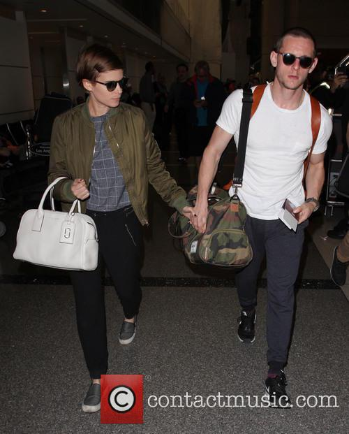 Kate Mara and Jamie Bell 4