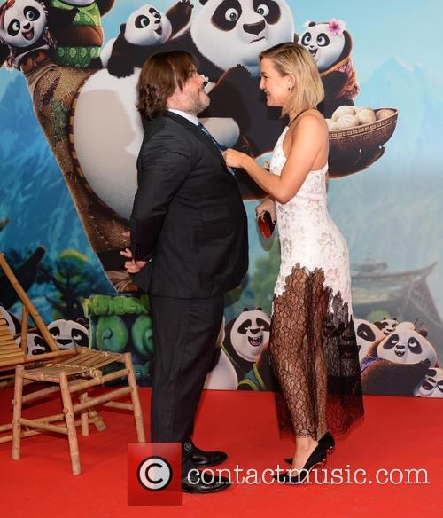 Jack Black and Kate Hudson