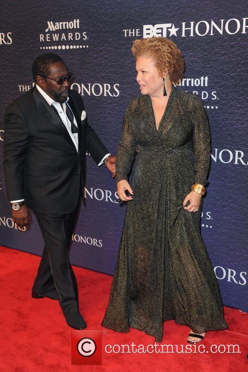 Eddie Levert and Debra Lee