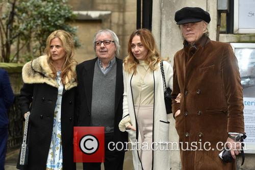 Bill Wyman, Suzanne Accosta, Bob Geldof and Jeanne Marine 4