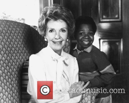 Nancy Reagan, Nancy Davis and Gary Coleman 6