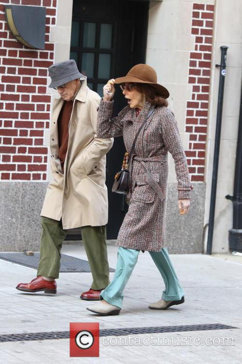 Woody Allen and Elaine May 4