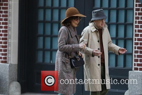 Woody Allen and Elaine May 7