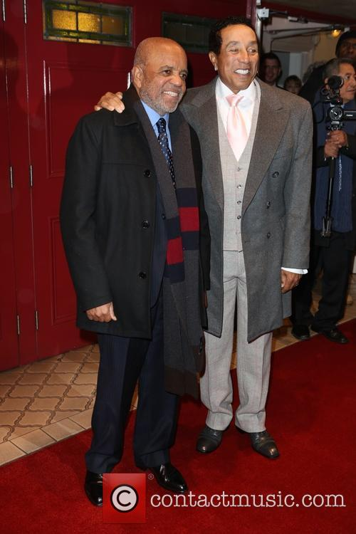 Berry Gordy and Smokey Robinson 2