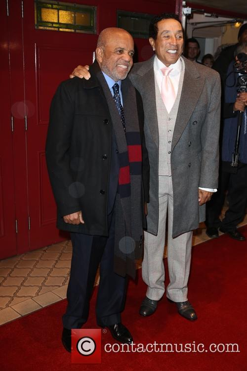 Berry Gordy and Smokey Robinson 3