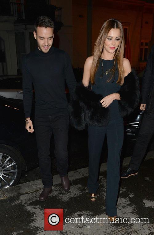 Cheryl Fernandez-versini, Cheryl Cole and Liam Payne