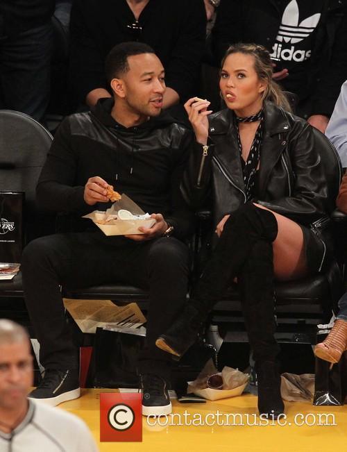 John Legend and Chrissy Teigen 5