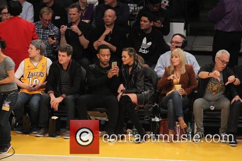 John Legend and Chrissy Teigen 9