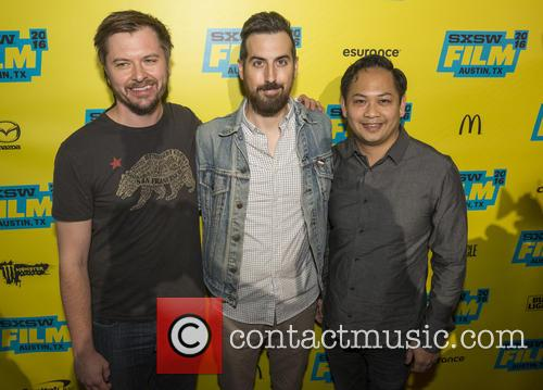 Jacob Jaffke, Ti West and Peter Phok 3