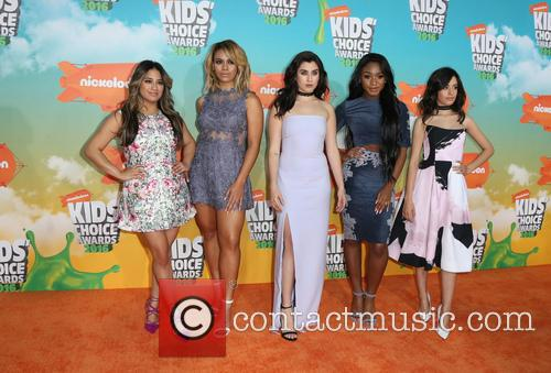 Ally Brooke, Dinah Jane, Normani Kordei, Camila Cabello, Lauren Jauregui and Of Fith Harmony