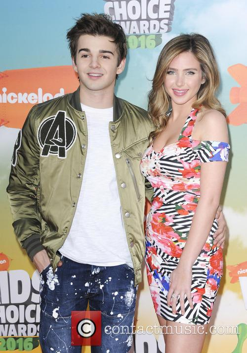 Jack Griffo and Ryan Newman 3