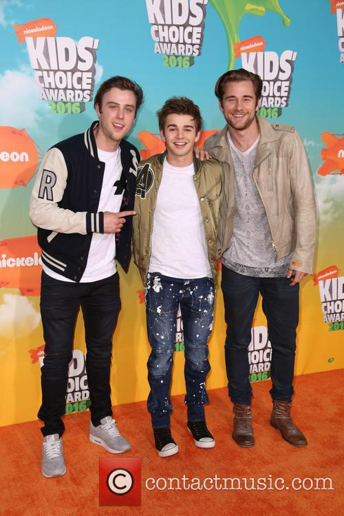 Sterling Beaumon and Jack Griffo
