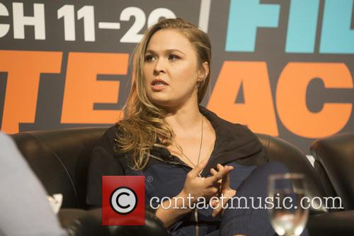 Ronda Rousey 4