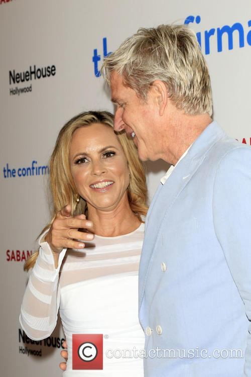 Maria Bello and Matthew Modine