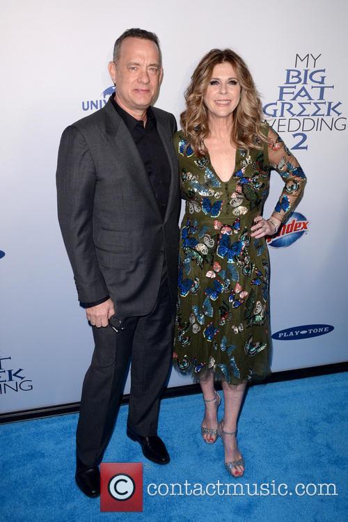 Tom Hanks and Rita Wilson 2