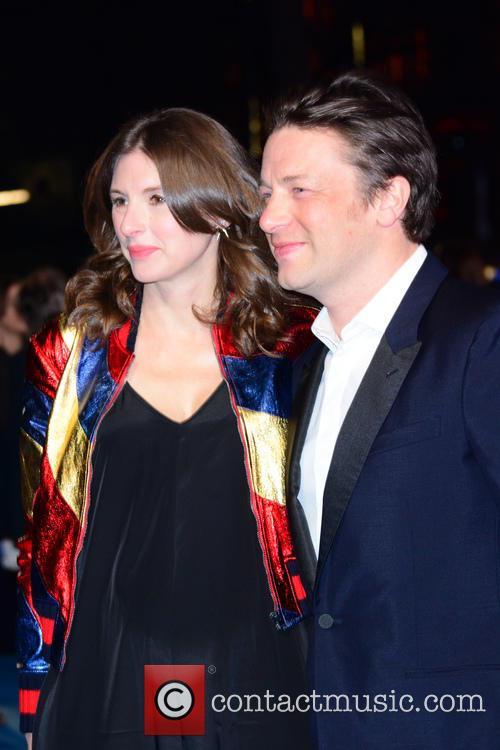 Jamie Oliver and Jools Oliver