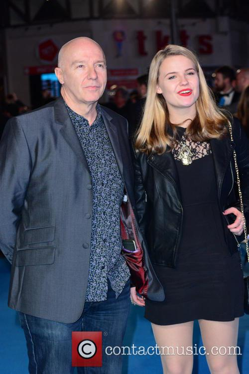 Midge Ure and Daughter