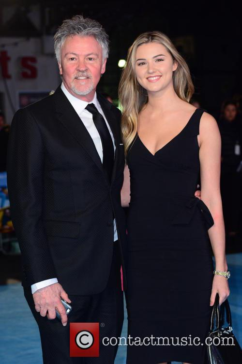 Paul Young and Daughter
