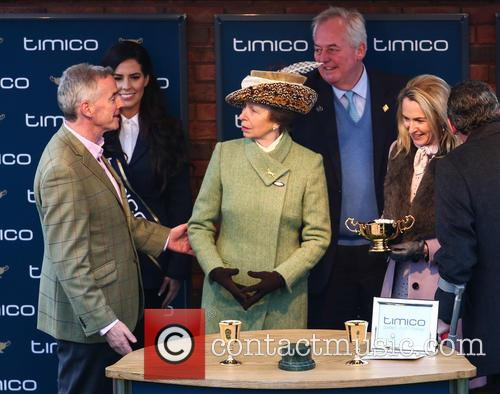 Princess Anne and Michael O'leary 4