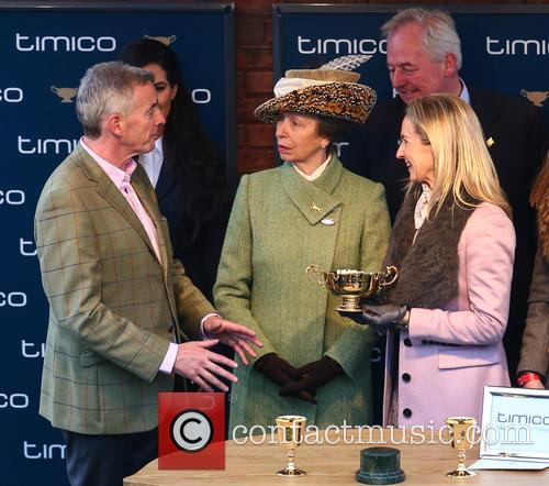 Princess Anne and Michael O'leary 5