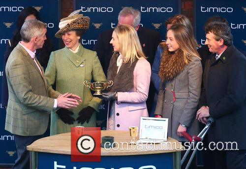 Princess Anne and Michael O'leary 6