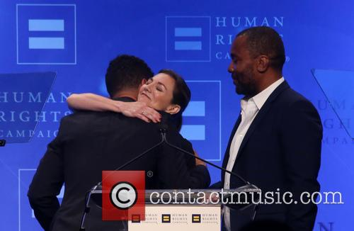 Jussie Smollett, Ilene Chaiken and Lee Daniels 6