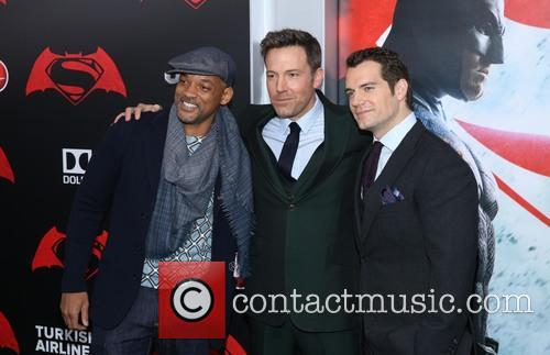 Will Smith, Ben Affleck and Henry Cavill 4
