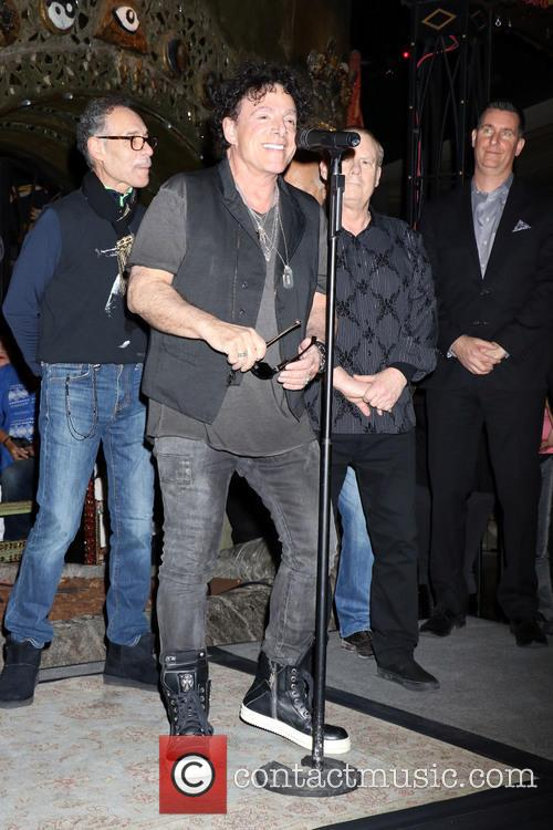 Neal Schon and Santana