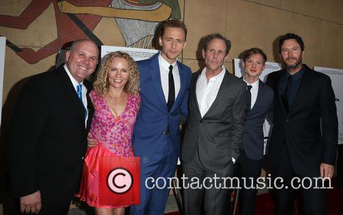 James Dumont, Denise Gossett, Tom Hiddleston, Marc Abraham, Josh Brady and Will Beinbrink