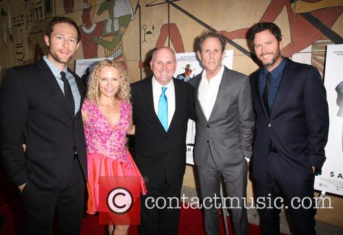 Casey Bond, Denise Gossett, James Dumont, Marc Abraham and Will Beinbrink