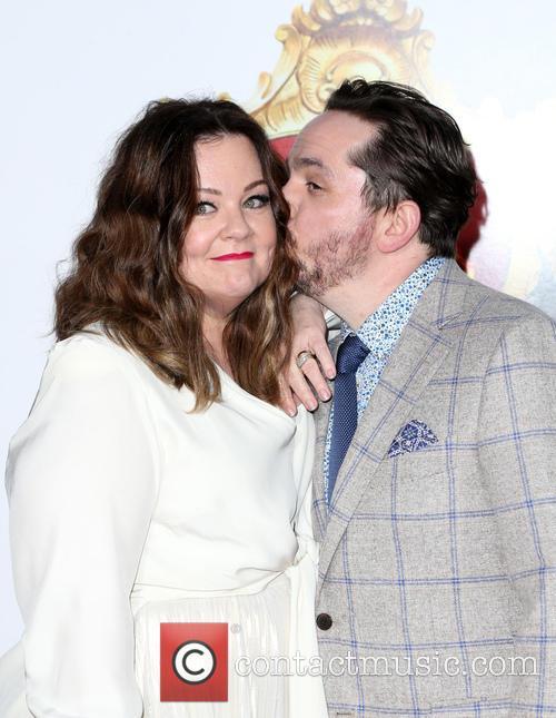 Melissa Mccarthy and Ben Falcone 4