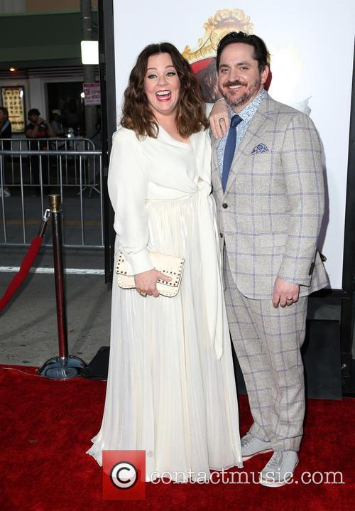 Melissa Mccarthy and Ben Falcone 6