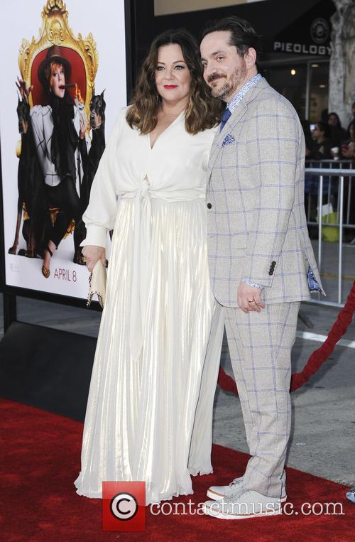 Melissa Mccarthy and Ben Falcone 1