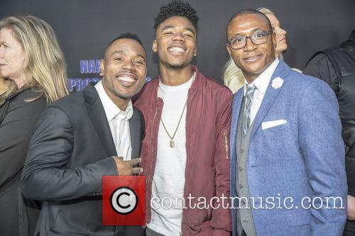 Tyrin Turner, Lil Caine and Tommy Davidson 3