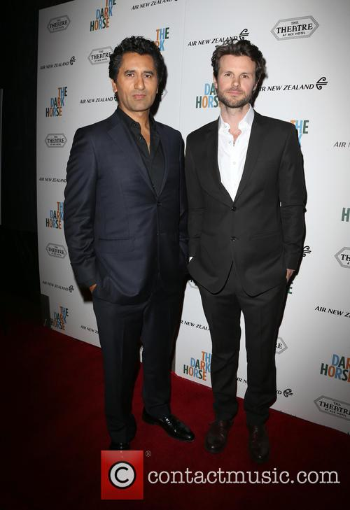 Cliff Curtis and James Napier Robertson