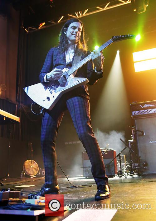 Weezer and Brian Bell 10