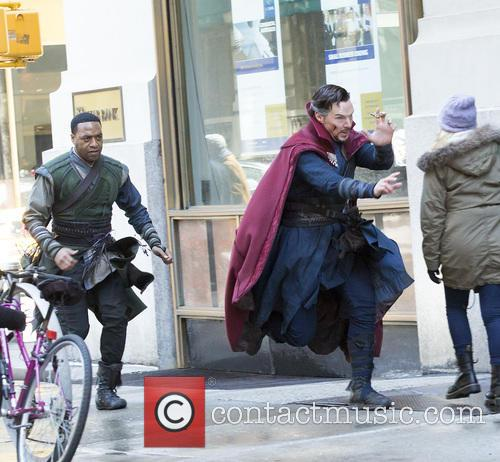 Chiwetel Ejiofor and Benedict Cumberbatch 3