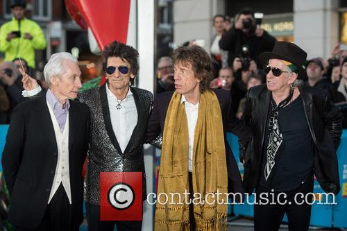 Rolling Stones, Mick Jagger, Keith Richards, Charlie Watts and Ronnie Wood 6