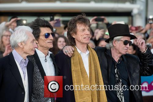 Rolling Stones, Mick Jagger, Keith Richards, Charlie Watts and Ronnie Wood 7