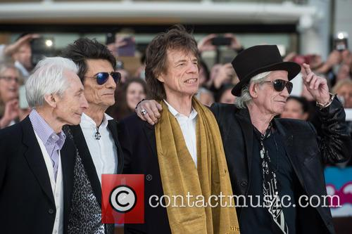 Rolling Stones, Mick Jagger, Keith Richards, Charlie Watts and Ronnie Wood 8