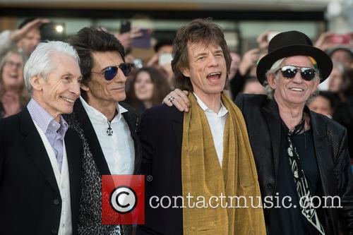 Rolling Stones, Mick Jagger, Keith Richards, Charlie Watts and Ronnie Wood 11