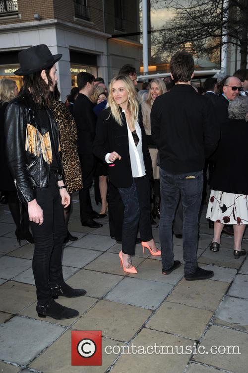 Fearne Cotton and James Bay 1